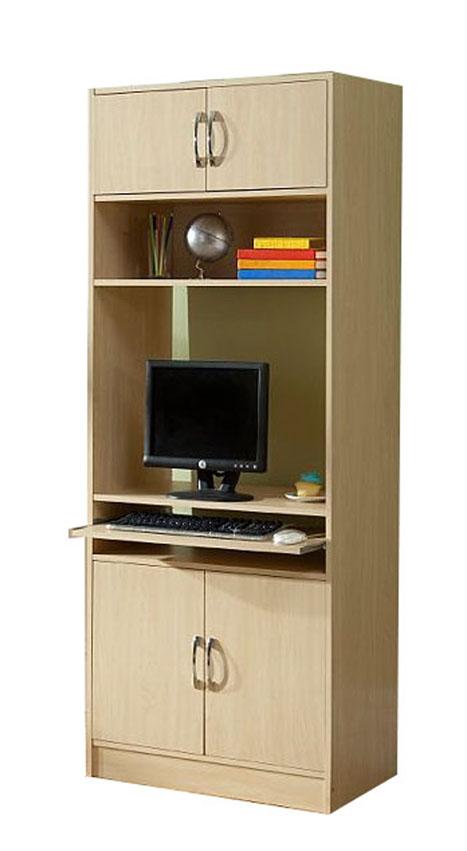 Фото шкаф компьютерный стол